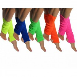 2010  knit ankle warmers
