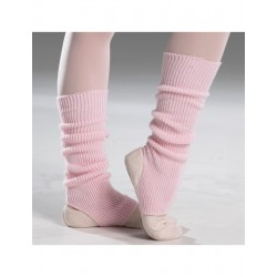 2655   Soft Stirrup Leg Warmers